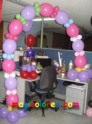 Magicolores oficinas for Arreglos para escritorios oficina